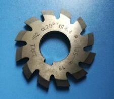 New Set 8pcs Dp10 Pa14 12 Bore 1 8 Involute Gear Cutters Sn T