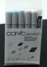 NEW Copic Sketch ~ Blending Basics ~ Dual Tipped, Refillable, Alcohol Ink Marker
