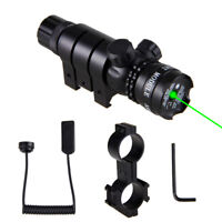 6-24x50mm Hunting Riflescope Red/Green Dot Laser Sight Scope W/30mm Ring Mount