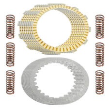 CLUTCH FRICTION PLATES and SPRINGS KIT Fits HONDA VT1300CS Sabre 1300 2010-2015