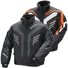 Arctic Cat Men's Bullet Advantage Winter Snowmobile Jacket - Black or Orange