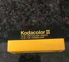 KODAK Kodacolor II 127 Film - 100 ISO EXPIRED FILM