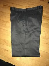 Dockers Mens Pants 38x34 Charcoal