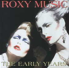 CD Roxy Music The Early Years (Virginia Plain, Do The Strand) 2000 Virgin