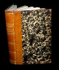 [ZOOLOGIE PHYSIOLOGIE] FLOURENS (Pierre) - Ontologie naturelle.