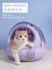 Cat Carrying Astronaut Bag Carrier Bag Backpack Window Cat Carrier Pet Supplies