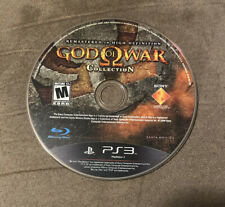 God Of War Collection Remastered In HD Sony Playstation 3 PS3 ~ Works Great!