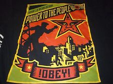Obey Shirt ( Used Size L Missing Tag ) Good Condition!!!