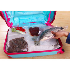 40X Sous Vide Vacuum Scelle Sachet Sac Emballages Alimentaire Cuisine Outil NF