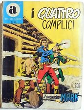 BONELLI COMANDANTE MARK COLLANA ARALDO N.71 1972