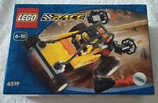 LEGO ® race Line 6519 turbo tigre racers NEUF & emballage d'origine de 2000 rare personnage puce