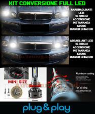 JAGUAR X-TYPE ANABBAGLIANTI + ABBAGLIANTI LAMPADE LED NO AVARIA 16.000LM