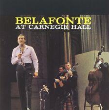 HARRY BELAFONTE : AT CARNEGIE HALL (CD) sealed