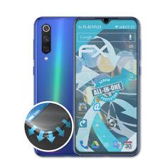 atFoliX 3x Folie für Xiaomi Mi 9 Schutzfolie klar&flexibel Displayschutzfolie