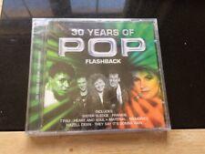 30 Years Of Pop - Flashback - Various Artist (2005) CD Album New & Sealed
