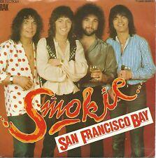 "Smokie - San Francisco Bay / You're You (7"" RAK Vinyl-Single Germany 1980)"