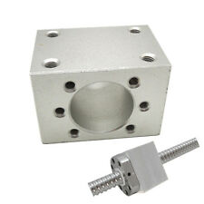 1Pcs Ballscrew Nut Housing Mounting Bracket Fit For SFU1204 22mm Ball Screws New