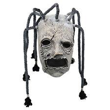 per Corey Taylor Testa Maschera in grata Dreadlocks Slipknot Costume Halloween