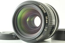 [Near Mint] NIKON Ai Nikkor 35mm f2 Wide Angle MF Film Camera Lens JAPAN