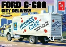 Hostess Ford C600 City Delivery Truck F/S 1/25 scale AMT plastic model kit#1139