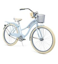 """HUFFY 26"""" NEL LUSSO CRUISER BIKE CYCLE LIGHT BLUE NEW IN BOX"""