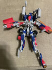 Two Hasbro ROTF Transformers Optimus Prime Action Figures. Missing Pieces For Sale