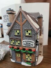 New ListingDept 56 Dickens Village Series - 1993 Kingsford'S Brew House 58114 Retired 1996
