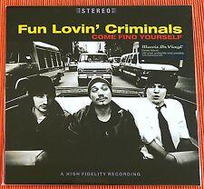 FUN LOVIN' CRIMINALS - COME FIND YOURSELF    180g LP   Music On Vinyl    SEALED