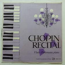 CHOPIN Recital VLADO PERLEMUTER Piano MMS 2223
