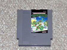 Teenage Mutant Ninja Turtles Nintendo NES Cartridge TMNT