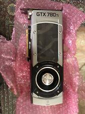 Nvidia GTX 780 TI 3GB GDDR5 Graphics Card