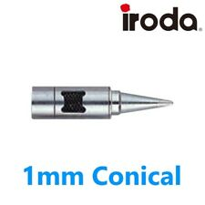 IRODA S-01 - 1mm Conical Soldering Tip for Solderpro Pro 50 and Pro 70 Series