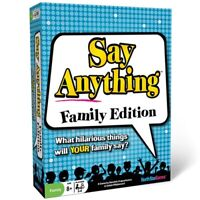 NSG250 North Star Games Say Anything: Family
