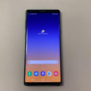 Samsung Galaxy Note 9 - 128GB - Blue (Unlocked) (Read Description) CF1060