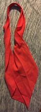 ROY ROGERS COWBOY Hand Signed Autographed WESTERN SCARF W/COA RARE ONE OF A KIND