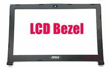 LCD Bezel for MSI GP62M 7QD/GP62M 7RD/GP62M 7RE Leopard