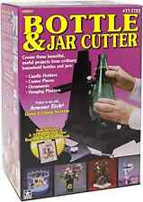 Adjustable Round Or Square Bottle Jar Cutter Fun Recycling Tools New