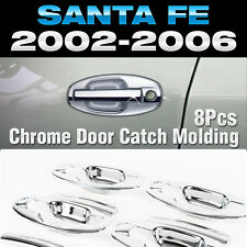 Promotion Chrome Door Catch Handle Molding Cover for HYUNDAI 2002-05 Santa Fe SM