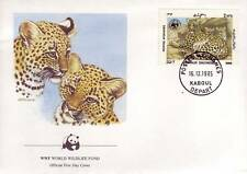 652+ FDC ENVELOPPE 1erJOUR ANIMAUX SAUVAGES AFGHANISTAN