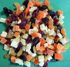 Fruit Mix (3Lb) For Parrots Small Mammals. Hedgehogs, Sugar Gliders #3Lb2900