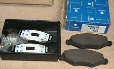 Peugeot 306 New Set Of Front Brake Pads Part Number 4253.19 Genuine Peugeot Part