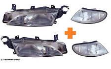 Ford Fairlane and Fairmont EF EL Right Left Head Lamps Corner Indicator Lights