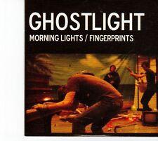 (DZ243) Ghostlight, Morning Lights / Fingerprints - 2010 DJ CD