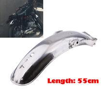 Motorcycle Rear  Mudguard Chrome For Honda CG125 Fan Cargo 55cm