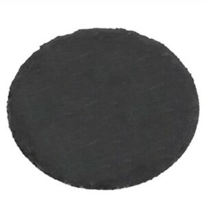 Schieferplatte rund, 20 cm