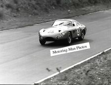 Aston Martin DP214 Driven by Innes Ireland at the Guards Trophy 1963 photograph