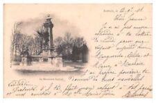 CPA 59 ROUBAIX MONUMENT NADAUD  (dos non divisé)