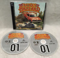 The Dukes of Hazzard Racing for Home PC CD 2 Disc - Tested! Rare!