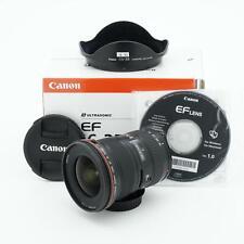 Canon EOS EF 16-35mm F/2.8L ll USM Lens