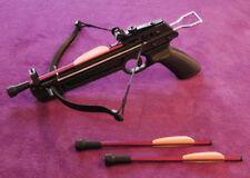 "Jugend Armbrust Pistole ""Thunderbird 1"" Pistolenarmbrust mit 2 Bolzen Kinder NEU"